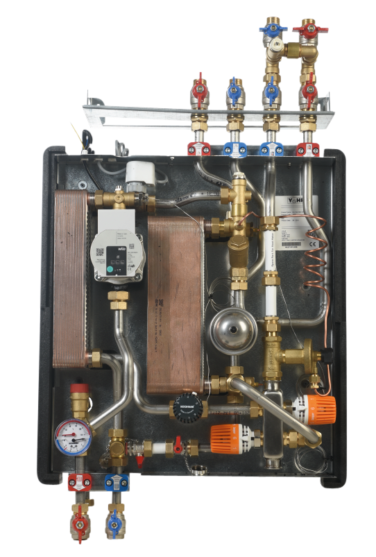 Indirect Heat Interface Unit Indirect Heat Interface