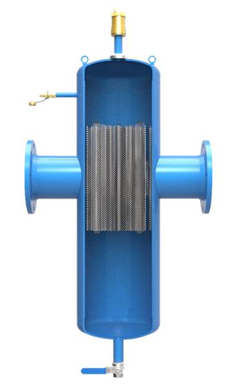 Steel Separator